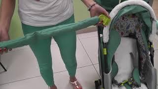 видео Санки - коляска для детей -  8 лучших моделей санок-колясок, отзывы!