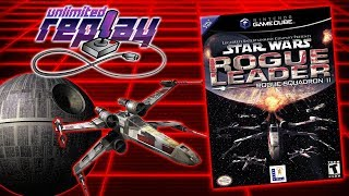 Star Wars Rogue Squadron II: Rogue Leader Live Stream - Unlimited Replay