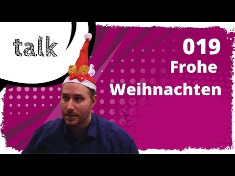 tricoma talk #019: Frohe Weihnachten
