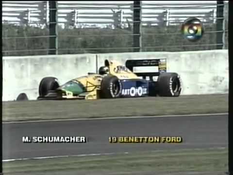 F 1  Galvão prevê futuro de Schumacher