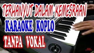 karaoke terhanyut dalam kemesraan dangdut koplo tanpa vokal