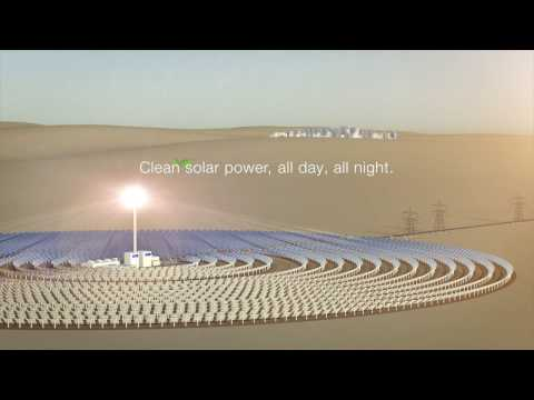 SaltX Concentrated Solar Power EN