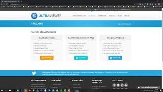 Hướng dẫn cài đặt phần mềm Ultraview
