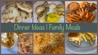 What to make for dinner- Family of 5- Kid Friendly- Budget Meals