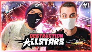 DESTRUCTION ALLSTARS 💥 : BEST OF #1