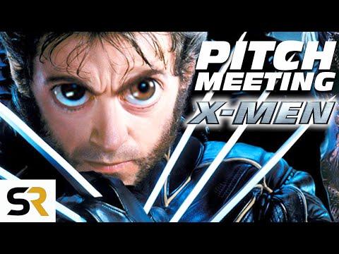 X-Men (2000) Pitch Meeting