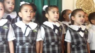 Muestra del Himno Nacional Mexicano 2011