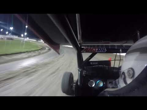 Dodge City Raceway Park - Taylor Velasquez (In Car)