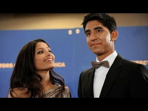 Freida Pinto Still 'best Friends' With Ex Dev Patel