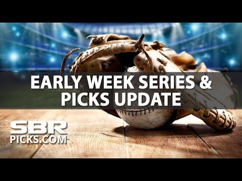MLB Early Week Series Preview