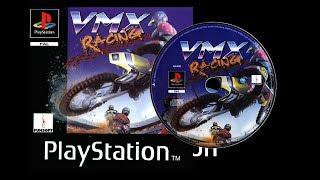 PSX - VMX Racing (intro&gameplay)