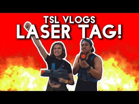 LASER TAG WARS | TSL Vlogs | EP 32