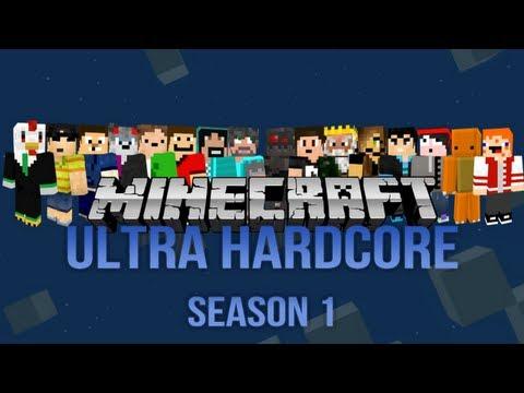 Minecraft: Ultra Hardcore - S1E8 - Caving Galore