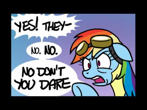 What Dash Shoulda Done to Lightning Dust At Wonderbolt Academy