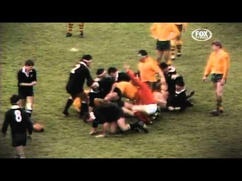 Rugby HQ- Once Were Wallabies- Jeff Miller