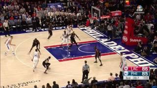 LA Clippers at Philadelphia 76ers - January 24, 2017