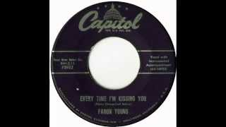 Faron Young - Everytime I