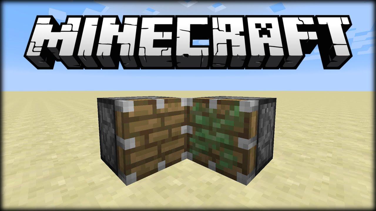 Minecraft Analyse Kolben Klebriger Kolben YouTube - Minecraft spiele schieben