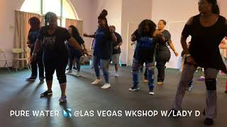 Pure Water 💦 💧 Line Dance - Las Vegas 6/8/19