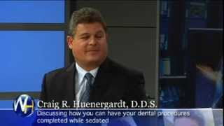 Dr. Huenergardt Talks Dental Sedation on The Wellness Hour