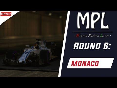 F1 2017: MPL 2017-18 R6: Monaco