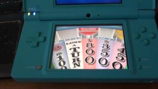 Wheel of Fortune Nintendo DS (Game 2) (Part 2)