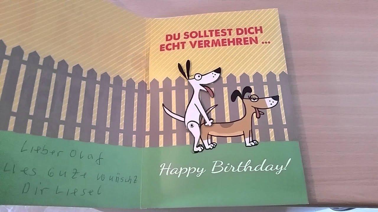 Best birthday card in the world youtube best birthday card in the world bookmarktalkfo Images