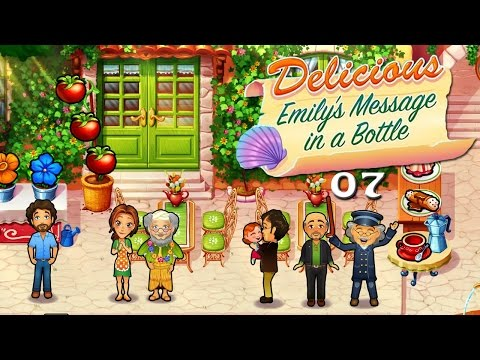 DELICIOUS: EMILY'S MESSAGE IN A BOTTLE • #07 - Keine Erinnerungen | Let's Play