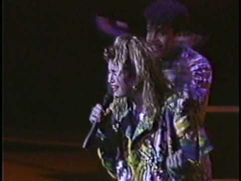 Madonna Holiday Live From Radio City Music Hall New York City Youtube