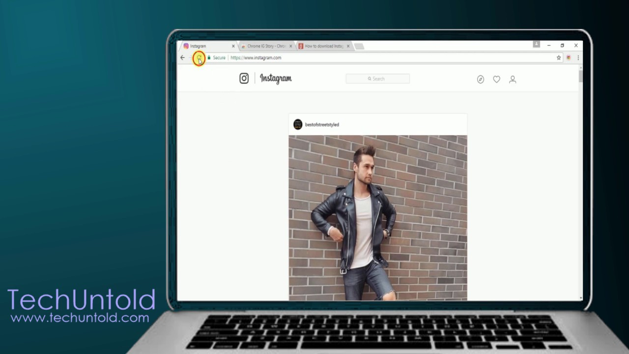 INSTAGRAM DOWNLOAD STORY CHROME - How Can I Download or Save