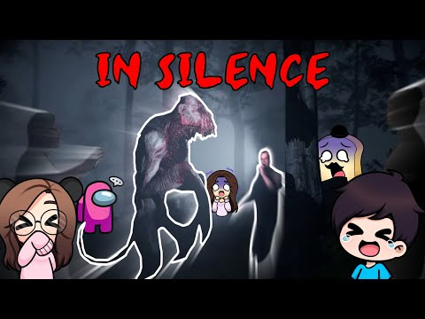 WHY IS THIS GAME SO SCARY   IN SILENCE   Ft. DisguisedToast, QuarterJade & Friends.  