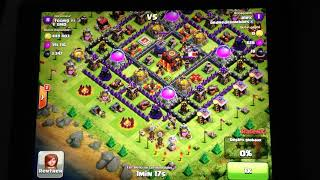 Clash of Clans - Old school attack (2014)