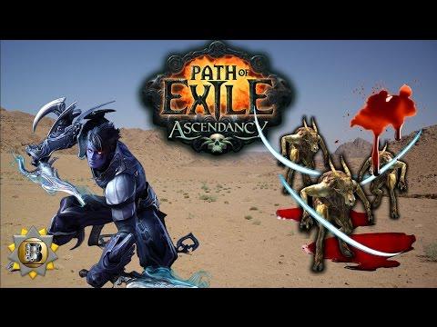 Path Of Exile Deadeye Lightning Ranger   Build