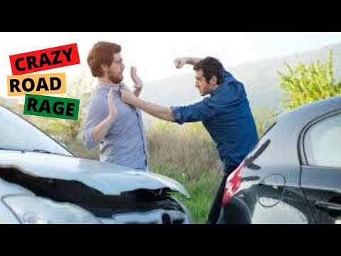 Funniest Road Rage Clips Ever. [CRAZY & ANGRY PEOPLE] - BEST ROAD RAGE OF 2020
