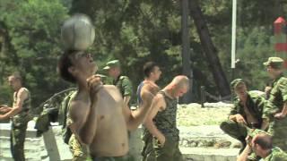 Погранзастава - Олег Газманов (Стреляющие горы)