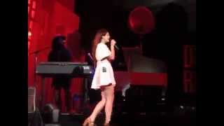 Lana Del Rey Serial Killer Live at Tinley Park