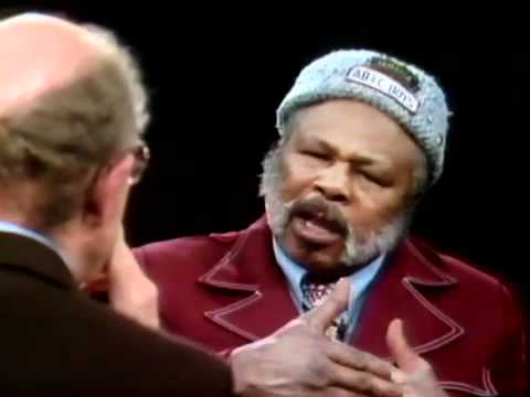 Day at Night: Archie Moore, boxer