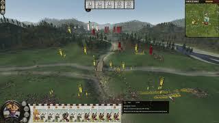 Total War SHOGUN 2 Битва при Нагасино 1575г