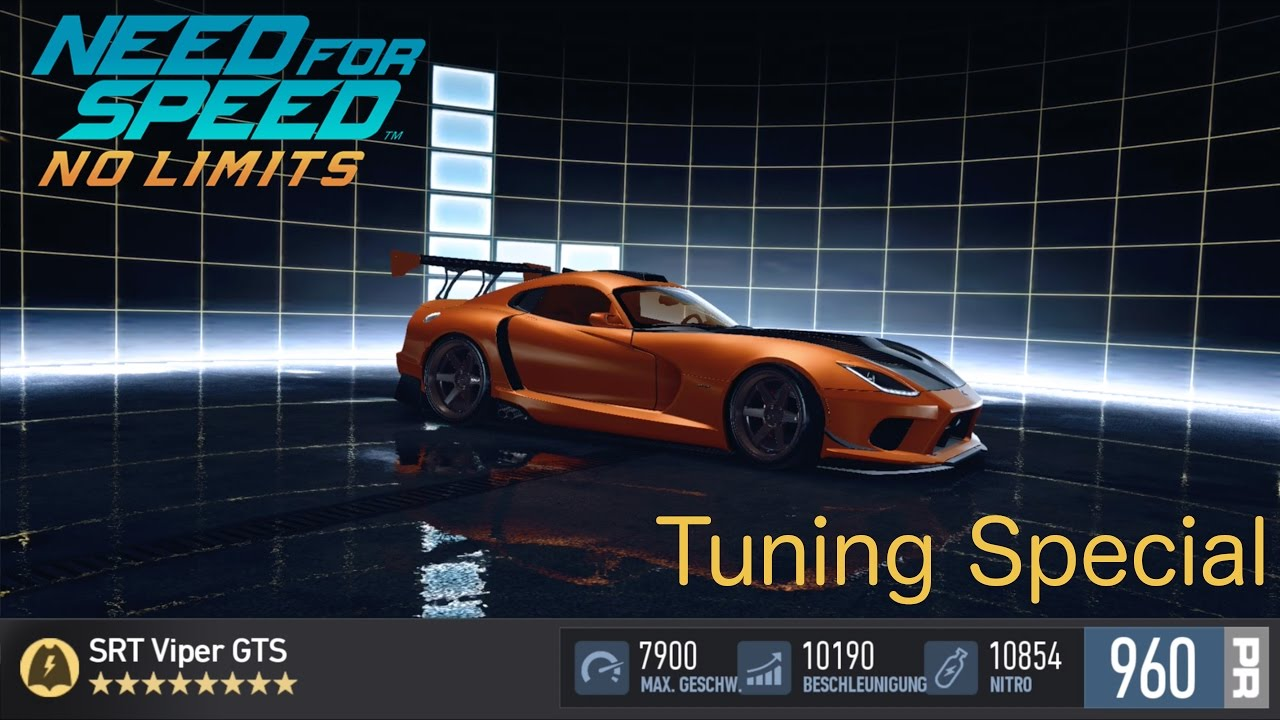 Srt Viper Complette Upgrade Amp Tuning Need For Speed No