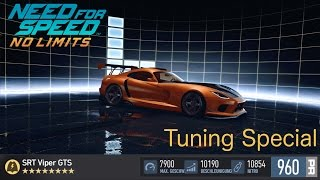 [SRT Viper Complette Upgrade & Tuning] Need for Speed - No Limits iOS Gameplay [1080p / FullHD]