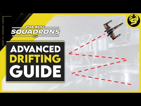 How to Lose a Tail - Advanced Boost Drifting   STAR WARS: SQUADRONS