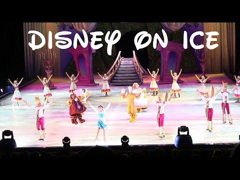 Disney on Ice 2015 - Beauty & The Beast (Birmingham, UK)