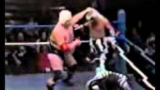 The New Texas Outlaws vs Rock N Roll Express