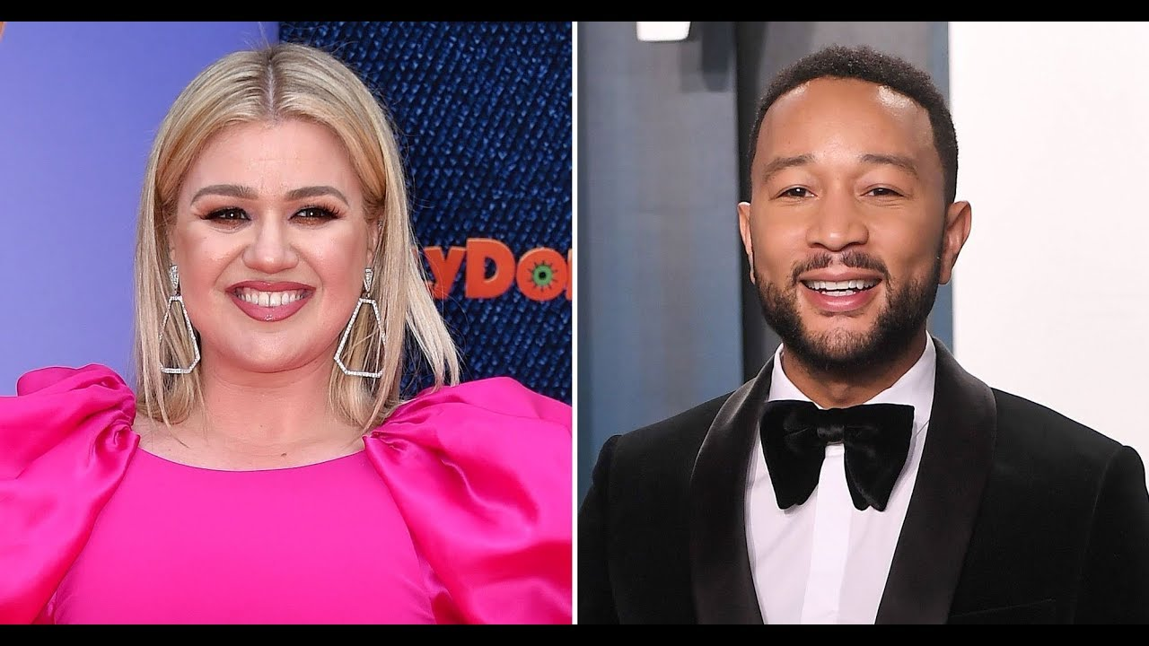 Kelly Clarkson Reveals Which John Legend Song She Never Wants to Hear Again - YouTube