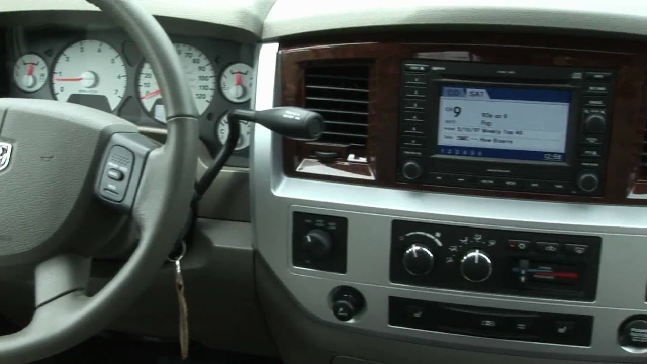 2009 Dodge Ram 2500 Heavy Duty Testdrivenow Youtube