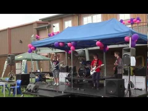 Shadow Of Doubt - Live at the Gravesend Grammar Summer Festival