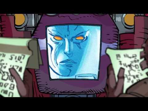 Captain America #8: Zola in his Digital Space - Marvel AR