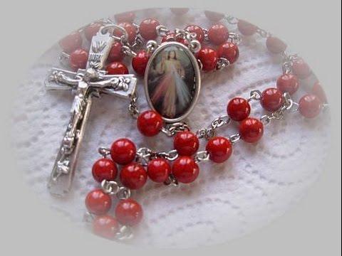 Le chapelet et la très Sainte Vierge, le rosaire.