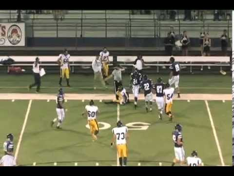 Wildcats vs Hornets 2012