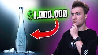 Cea mai scumpă apă din lume...